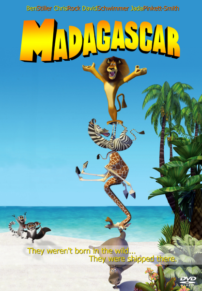 File:Madagascar1cover.png