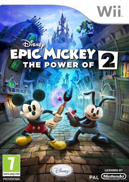 File:Epicmickey2cover.jpg