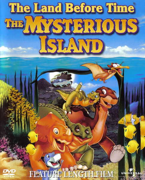 Alla ricerca della valle incantata l isola misteriosa