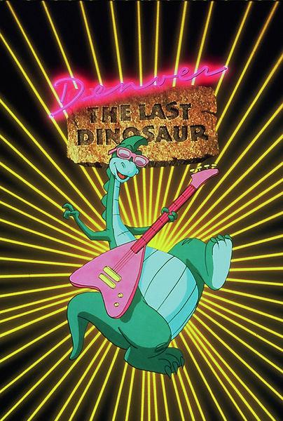 denver dinosauro  Ti voglio bene Denver - WikiFur