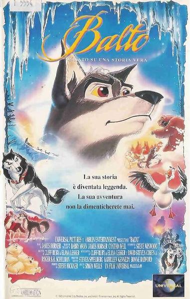 Balto film wikifur