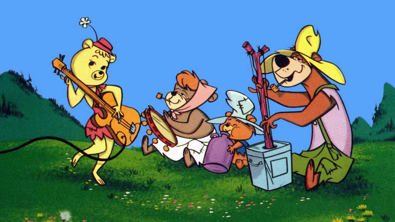 The Hillbilly Bears - WikiFur
