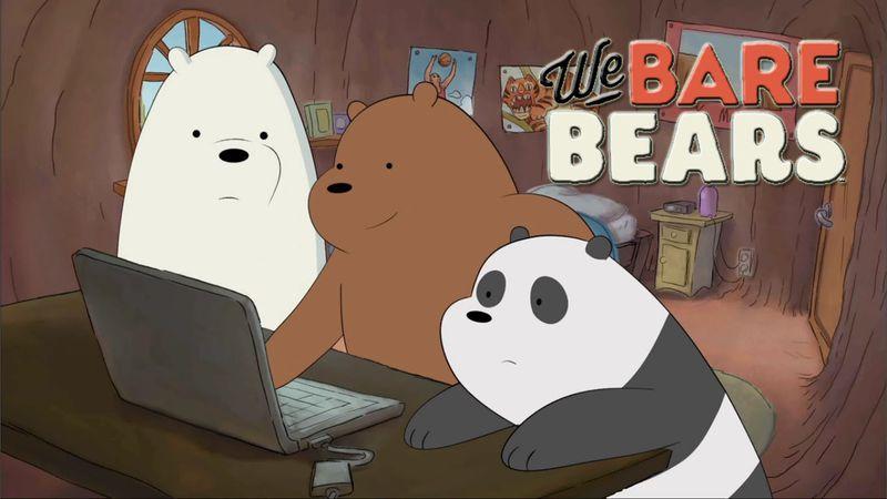Orso polare panda gigante di tutti i giorni orsi animale orsi